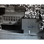 Willie Mays Autographed The Catch 16x20 (Say Hey! Holo)